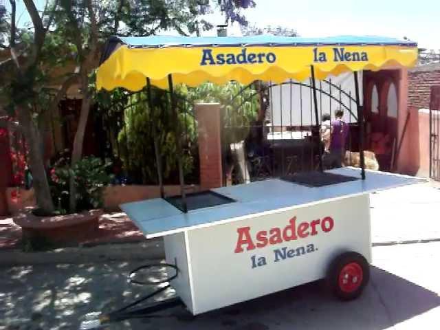 TACOS DE ASADA  CARRETAS