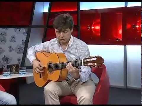 Pedro Sierra en el Jaroteo de TeleTaxi Tv