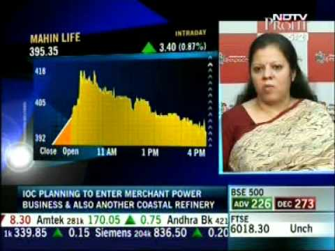 NDTV Profit   Breaking News  RESULTS ANITA ARJUNDAS 2504@ 1719PM