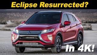 2018 Mitsubishi Eclipse Cross Review and Comparison