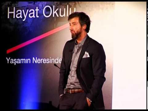 School of Life: Yunus Günçe at TEDxAlsancak