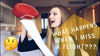 EMIRATES CABIN CREW: WHAT HAPPENS WHEN I MISS A FLIGHT???