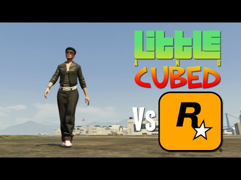 Little And Cubed Vs Rockstar Games video