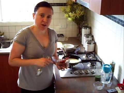 Egg White Vegetable Omelette Recipe