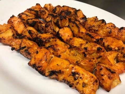 How To Make Indian Chicken Tikka