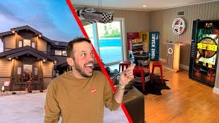 TOUR OF MY OUTRAGEOUS DREAM HOUSE!!