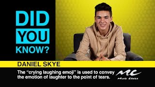 Daniel Skye Thinks Emojis Are Mood: Did You Know?