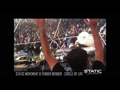 Static Movement & Impulser @ Poison Fesival - Mexico (official movie)