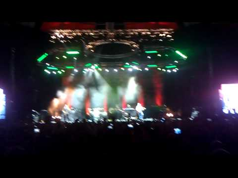 Deep Purple - Smoke On The Water (Екатеринбург, ДИВС, 18.03.11)