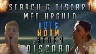 SEARCH & DISCARD MED HRGULD - TOTS DISCARD!! FIFA 15 ULTIMATE TEAM