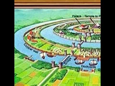 Plato S Atlantis Myth And Metaphor Youtube
