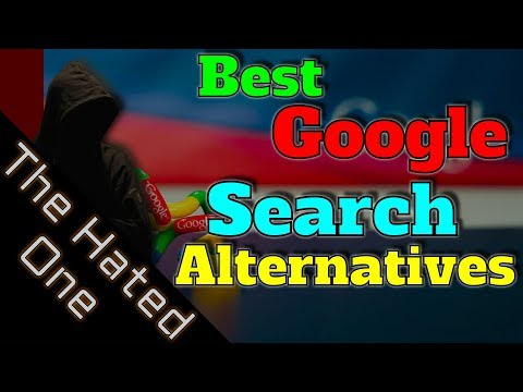 TOP 5 privacy search engines - Best Google Search Alternatives - DuckDuckGo. Startpage. Qwant. Searx