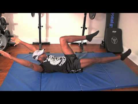 Dr. Oz's NY celebrity Personal Fitness Trainer Donovan Green shows MMA Stabilizer workout drills Image 1
