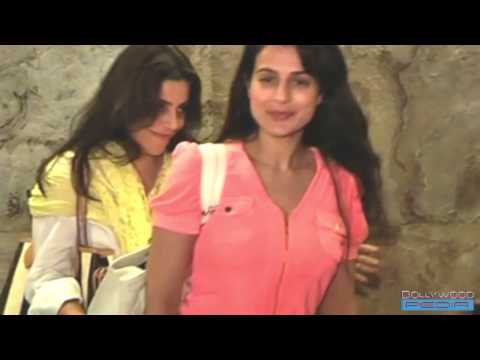 Amisha Patel Milf In Tank Top video