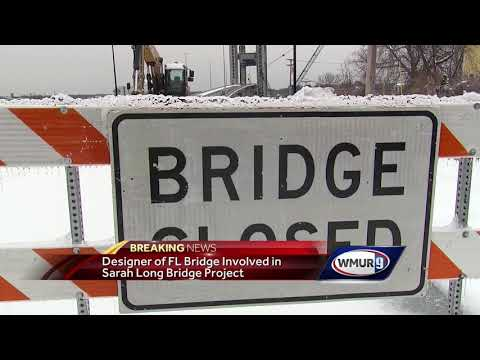 Designer of Florida bridge involved in Sarah Long Bridge project