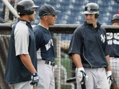 Johnny Damon and Xavier Nady Video