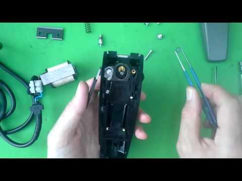 Moser 1400 ремонт своими руками
