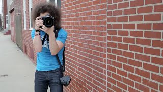 "The BEST Way to ""Hand Hold"" your camera: Quick Tip"