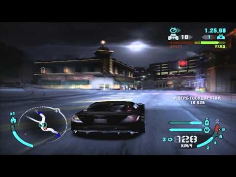 Прохождение Need for Speed: Carbon - #26 [Глупые копы]
