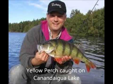 Skaneateles Lake Fishing Finger Lakes Fishing