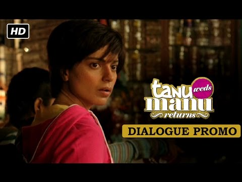 Tanu Can't Stop Complaining! Dialogue Promo | Tanu Weds Manu Returns