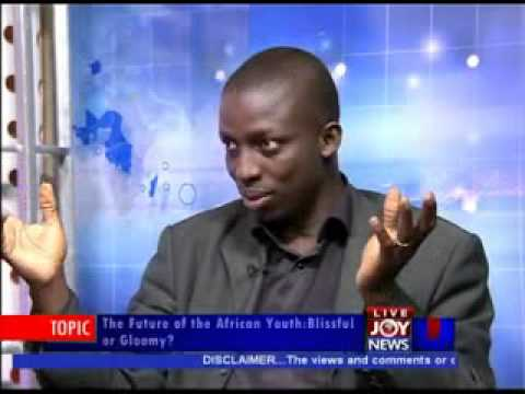 The Future of African Youth - PM Express on Joy News (28-5-13)