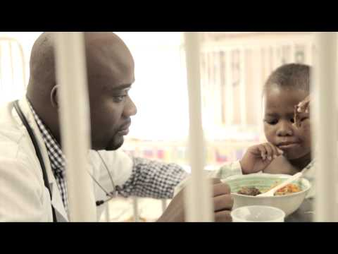 Saving children from malnutrition and hunger