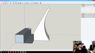 Cellphone Tablet Holder 090518 #2 - Let's design things to 3D Print with Google Sketchup make 2017