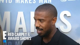 "What Michael B. Jordan Knows About the ""Matrix"" Prequel 