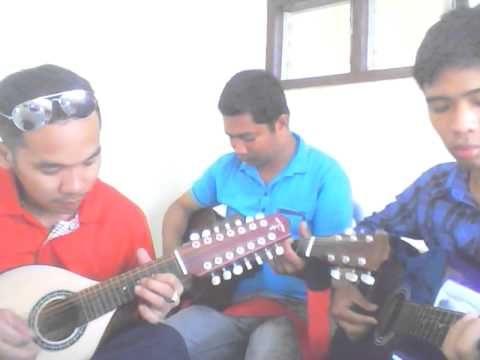 Philippine Tinikling Instrumental Using Bandurria, And 2 Guitars video