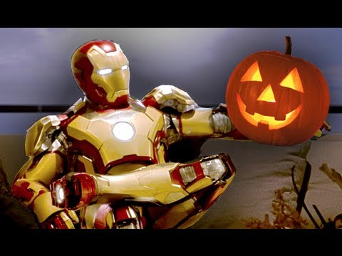Matthew Vaughn NOT Directing X-Men. Iron Man 3 Trailer. & Halloween Party (PMI 43)