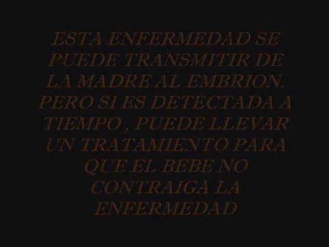 Enfermedades de Transmision Sexual  ETS.wmv