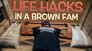 AKakaamazing: Life Hacks in a Brown Fam