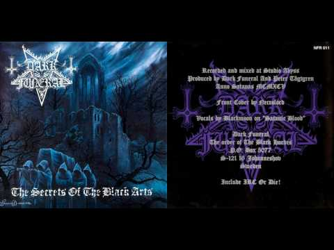 Dark Funeral - Dark Are The Path To Eternity