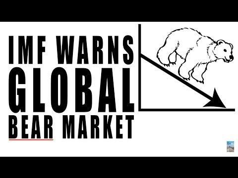 IMF Warns of Global Stock Market Deflation! China $1.3 Trillion Corporate Debt!