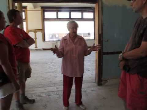 Part one of our tour of the Goldfield Hotel.