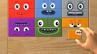 xnxx -Learn Colors with Big Block SingSong! Puzzle Games for Kids   Box-Puzzles