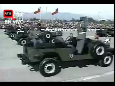 Parada militar Chile 2009  (2)