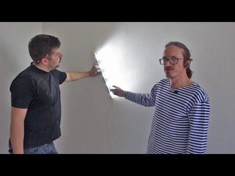 Малярный прожектор своими руками 3