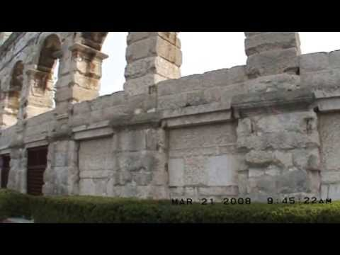 2008-03-21: Day 07: Rovinj, Pula, Istria, Croatia