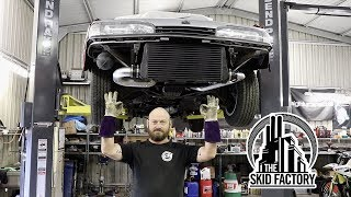 THE SKID FACTORY - RB30E+T Holden VL Commodore [EP9]