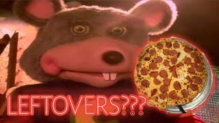 CHUCK E CHEESE SELLING LEFTOVERS? (theory only)