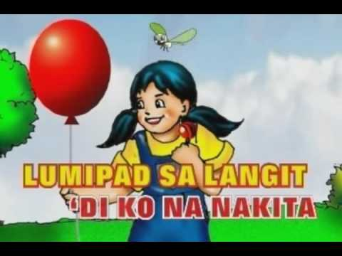 Ako ay may lobo (with lyrics)