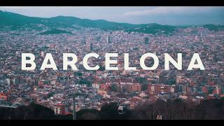 BARCELONA | Travel video | GH5