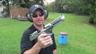 Desert Eagle .50 Cal One Handed