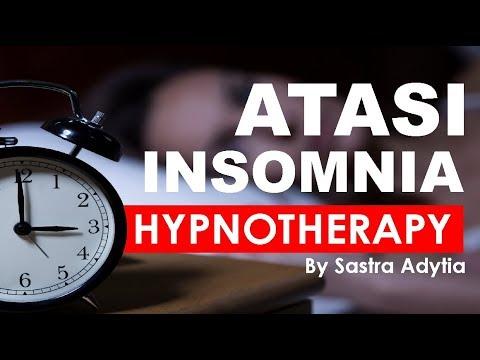 Hipnoterapi - Atasi INSOMNIA untuk TIDUR BERKUALITAS (Full Affirmations)