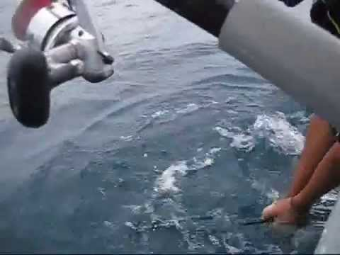 Rompin Sailfish  Fishing Sept'09