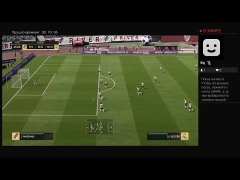 Прямой показ PS4 от hasoyan