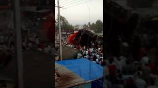 Kottur jatre..live accident
