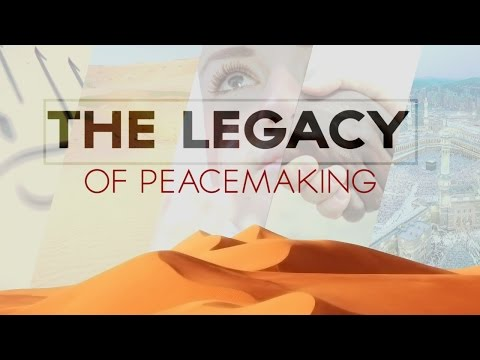 HD | The Legacy of Peacemaking - Documentary (Dr. Hamid Slimi)